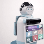 Innovation : Robosoft lance le robot compagnon Kompaï 2