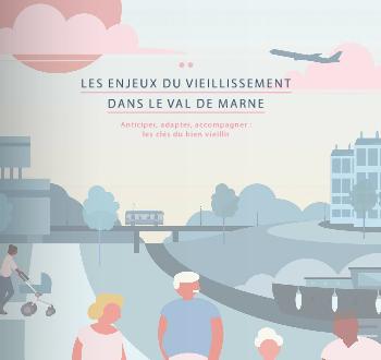 Les enjeux du vieillissement dans le Val de Marne
