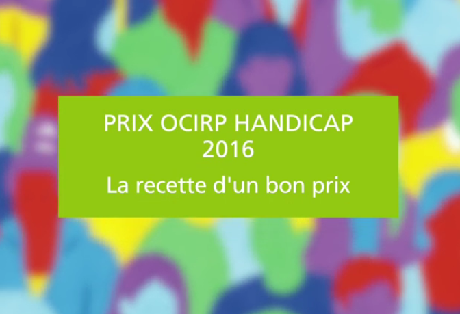 Prix OCIRP Handicap 2016-Une