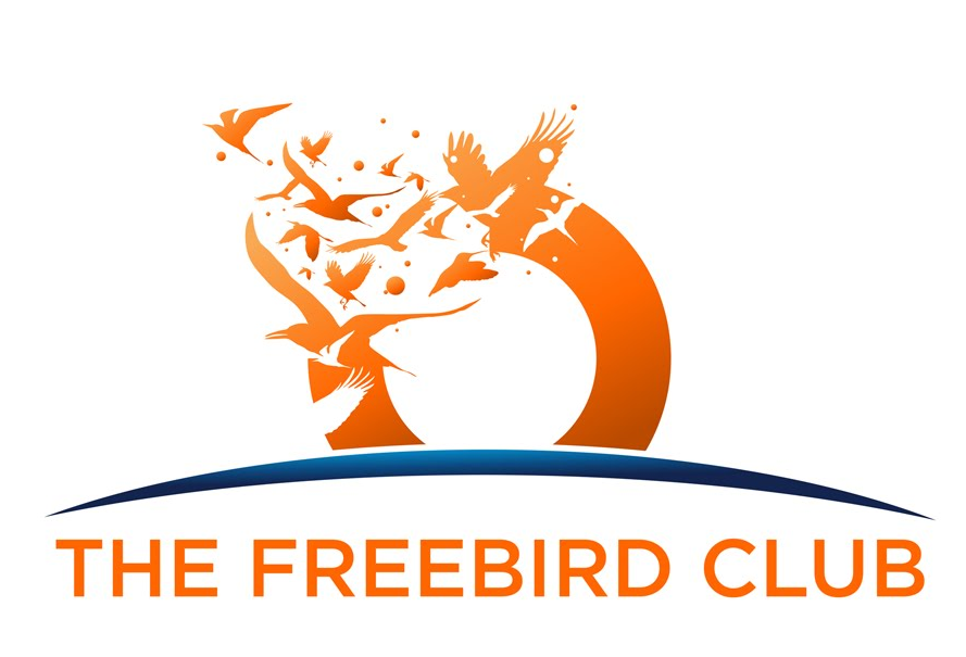The Freebird Club -logo - Airbnb