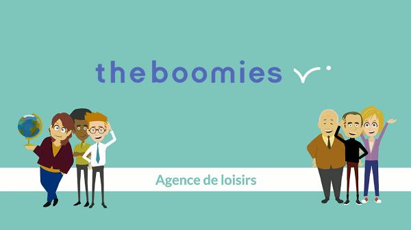 The boomies Agence de loisirs pour seniors