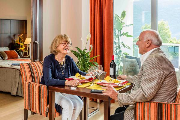 Villa Sully - répit aidants - hébergement temporaire personnes âgées
