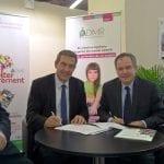L'ADMR et le groupe Arcade développeront ensemble des solutions de logement alternatives à la maison de retraite