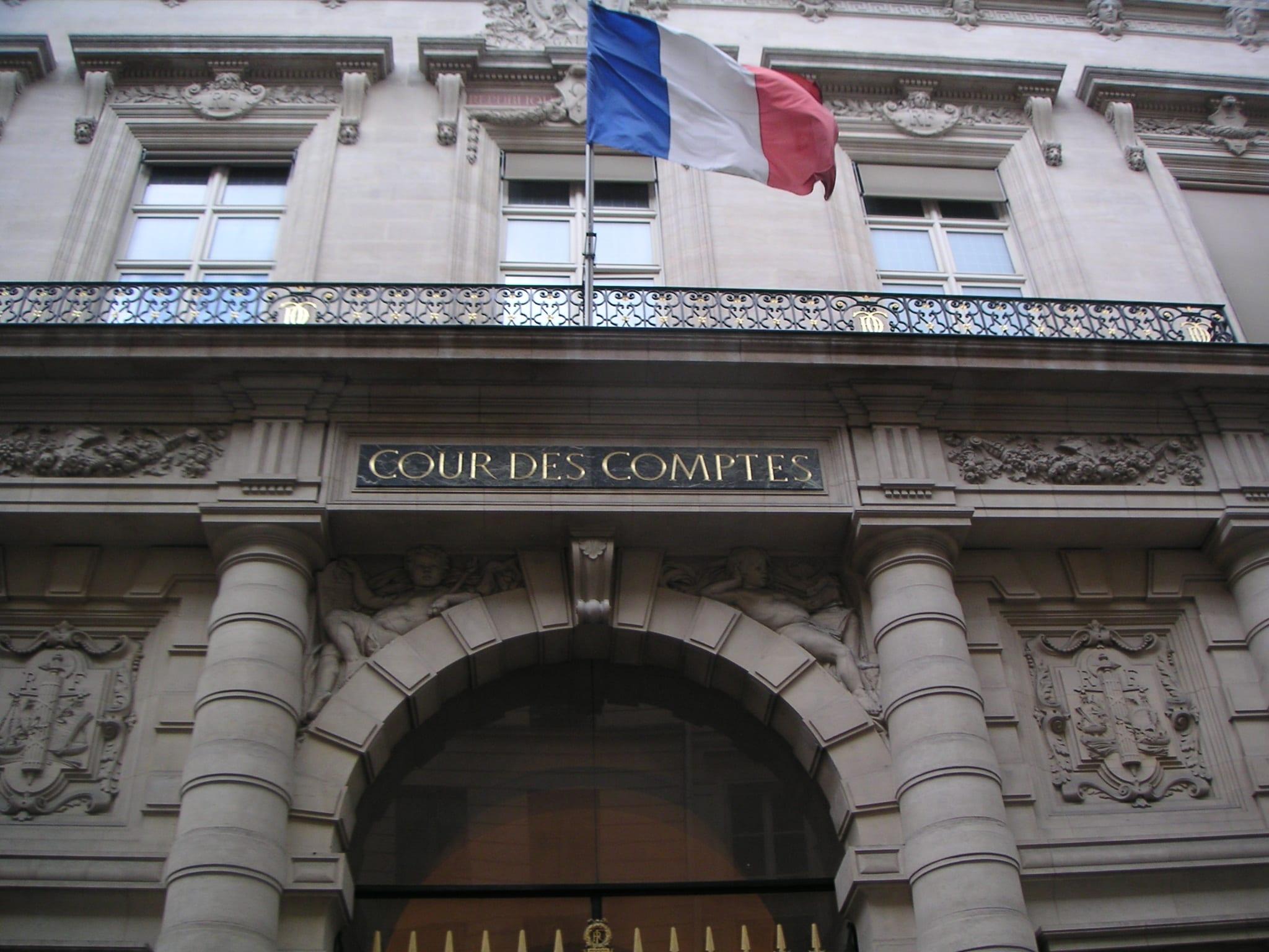 Cour des comptes Paris
