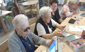 Facilotab accessibilité tablette fracture numérique