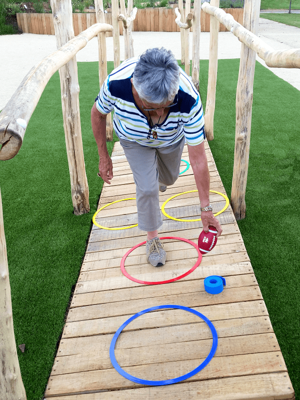 Germouv Module - activité physique seniors en plein air