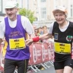 Kay and Joe O'Regan Cork Marathon 2016 Cork Ireland