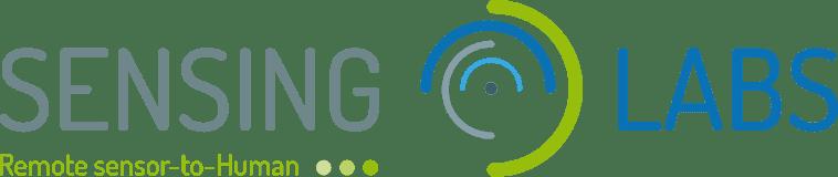 Logo Sensing Labs - objets connectés