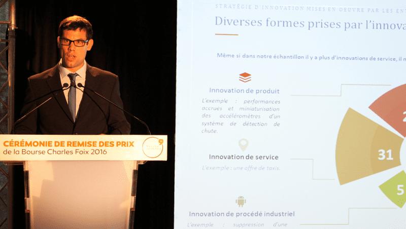 Présentation du baromètre Silver Valley de la Silver économie en France