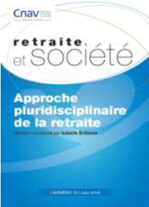 Retraite et société approche pluridisciplinaire de la retraite