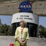 A 79 ans, la «Rocket girl» Susan Finley a toujours la tête dans les étoiles