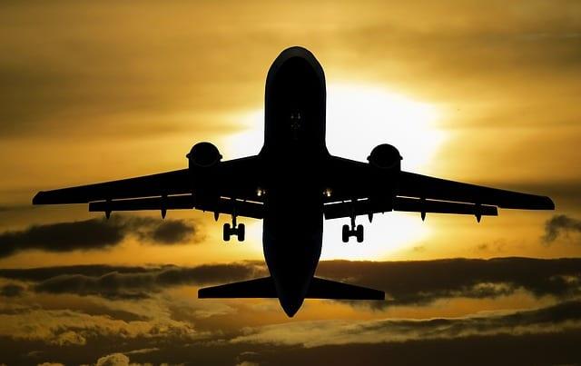 Avion-vacances