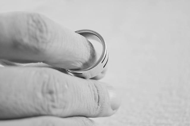 Divorce-Mariage