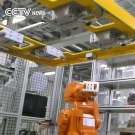Robots industriels Chine