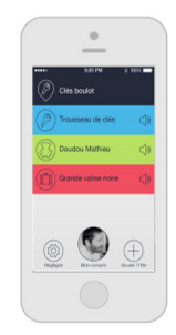 objet connecté-smartphone-appli