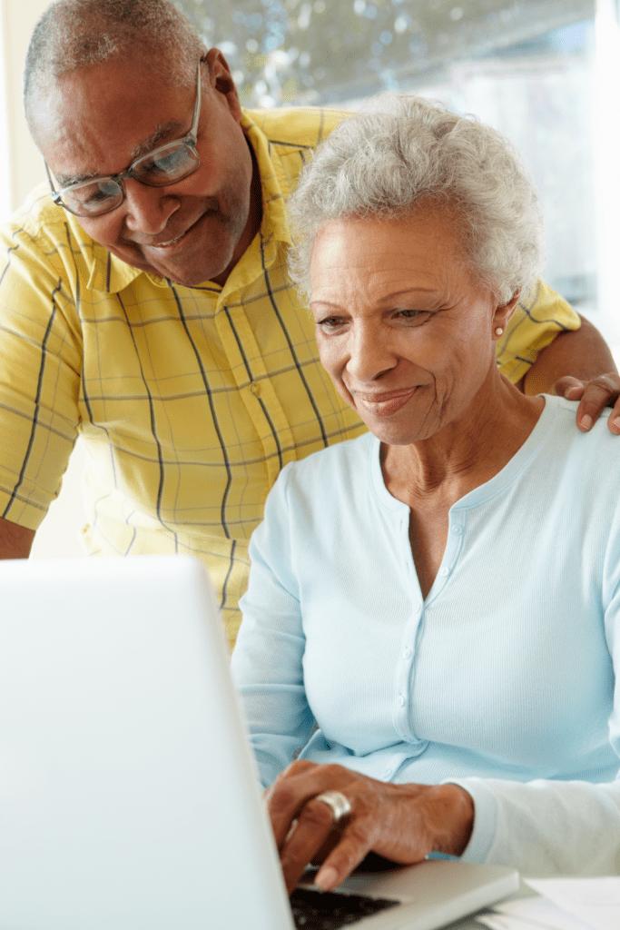 seniors technologie
