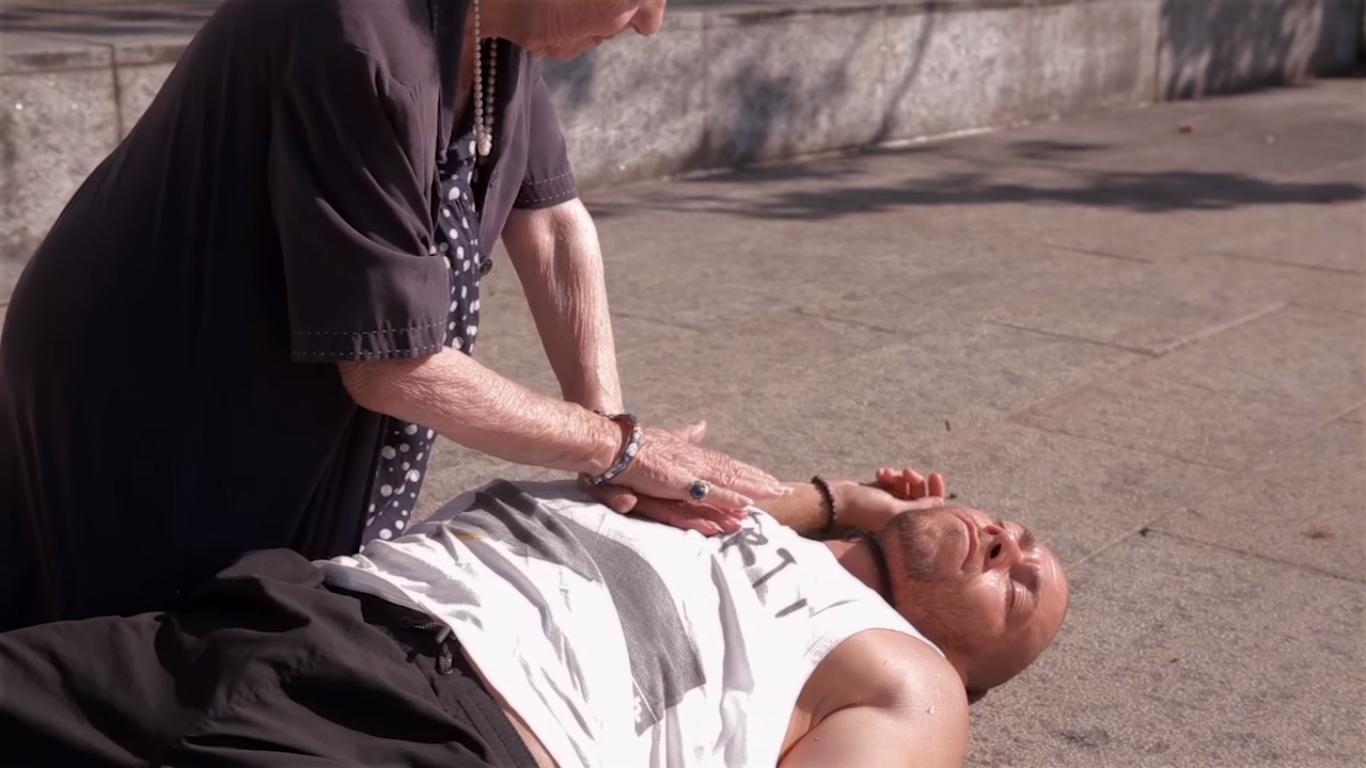 Vidéo de l'ESSR : cinq minutes pour sauver une vie, les premiers secours