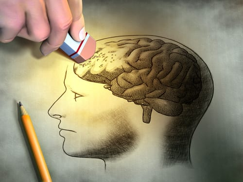 Alzheimer : la mémoire qui s'efface