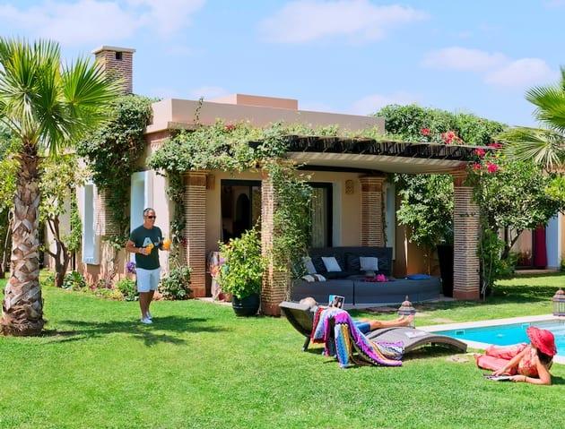 Village pour senior DyarShemi au Maroc Agadir