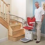 Monte escaliers handicare