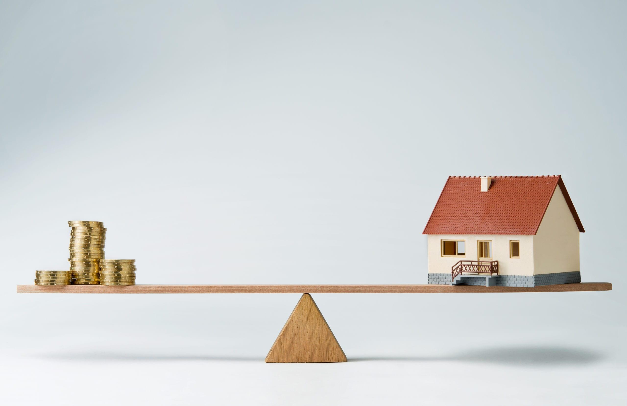 L acc s au cr dit immobilier pour les personnes g es for Credit immobilier pour garage