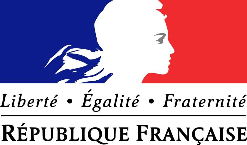 Logo République Française gouvernement