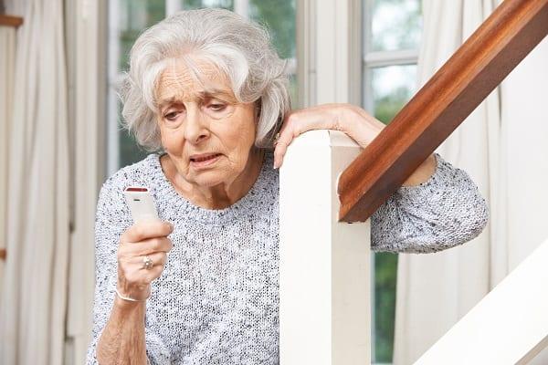 La téléassistance au services des personnes âgées
