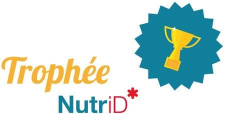 Trophée de NutriD par Nutrisens