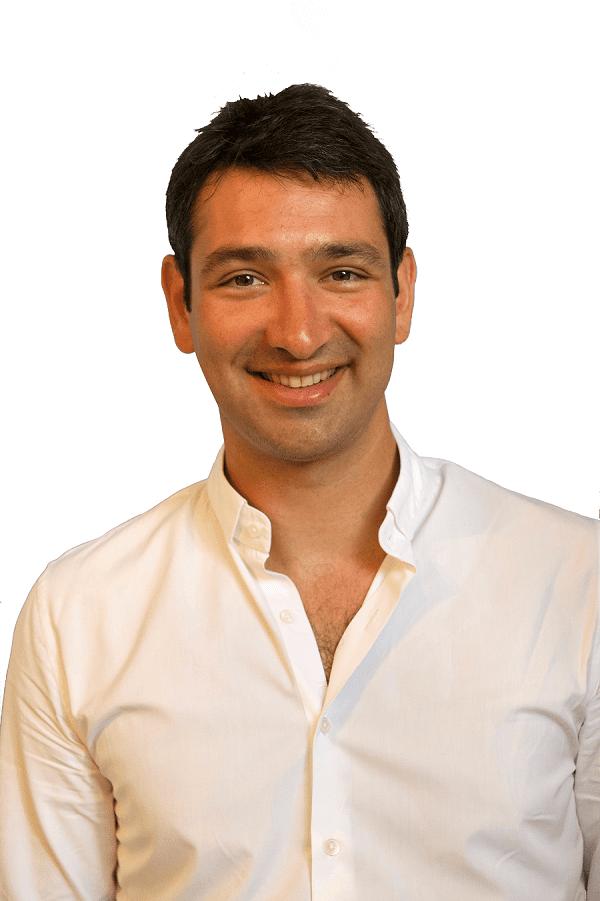 Victor Sebag, cofondateur de Ouihelp