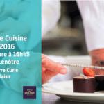 27 septembre : finale du concours de cuisine Korian 2016 dans les Yvelines