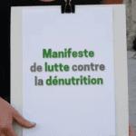 Le Collectif de lutte contre la dénutrition sort un Manifeste proposant 10 actions contre ce fléau