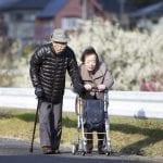 Le Japon compte plus de personnes âgées de plus de 75 ans que d'enfants