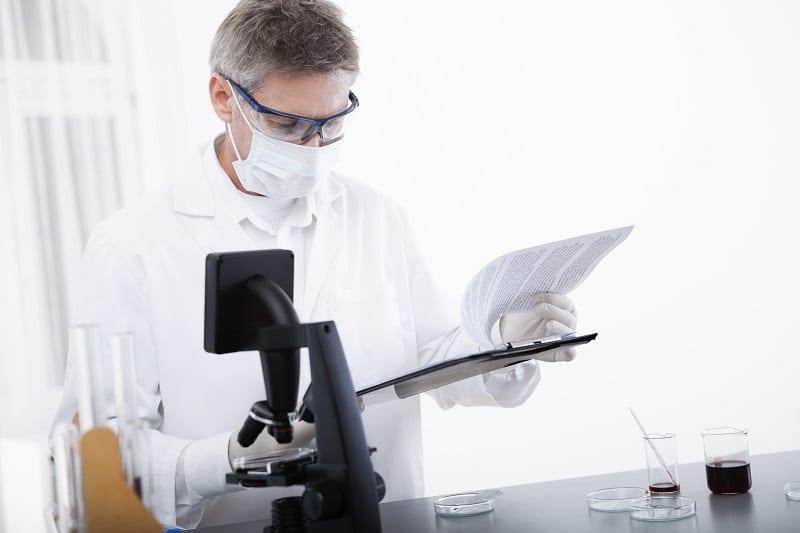 Recherche médicale et chercheur