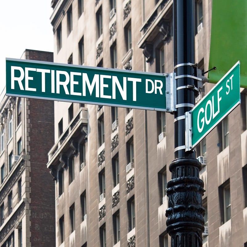 passage à la retraite