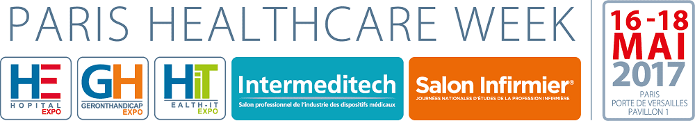 Logo Paris Healthcare Week