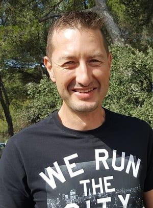 Frédéric Simode Fondateur de Grantwill.com