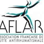 Logo AFLAR Association Française de lutte antirhumatisme