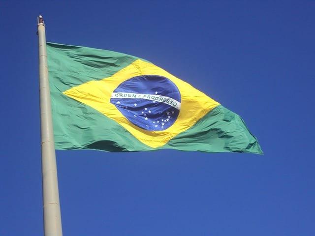 Drapeau national du Brésil