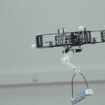 Drone aide à la personne âgée