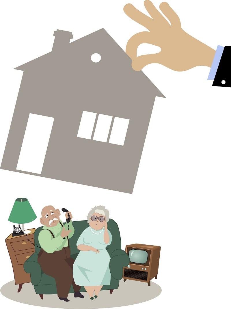 Hébergement collectif - Solutions d'hébergement pour seniors