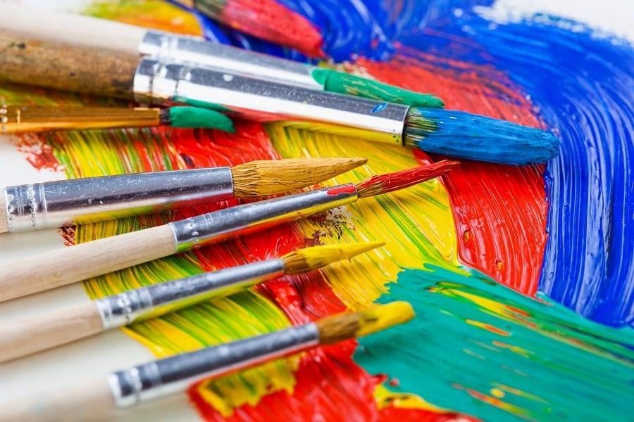 Peinture - Loisir - Traitement non médicamenteux