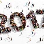 Vieillissement de la population en 2017