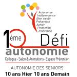 Le 10ème Défi Autonomie se tiendra les 5 et 6 décembre 2016 à Saint-Etienne