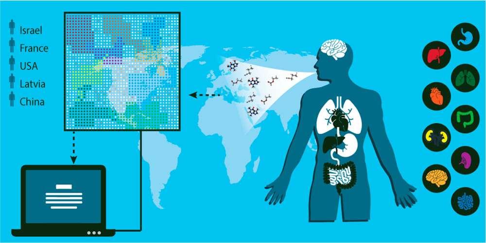 Puce qui détecte 17 maladies avec l'haleine