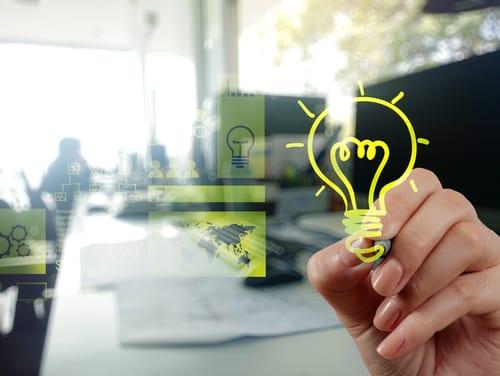 Nouvelles idées et innovations