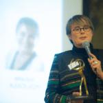 Isabelle Poujoula de Géromouv', lauréate du Prix Entrepreneure Responsable Professional Women's Network