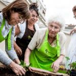 Alzheimer : quand les souvenirs remontent à la surface grâce au jardin thérapeutique et intergénérationnel