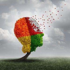 Maladie d'Alzheimer et perte de mémoire