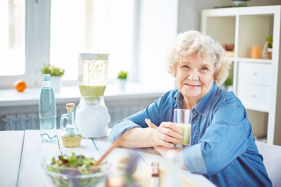 Bonnes pratiques d'alimentation et de nutrition pour bien vieillir