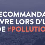 Pic de pollution – Seniors : suivez les recommandations